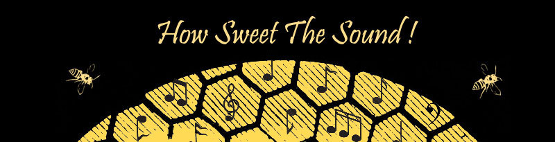 'How Sweet The Sound !' is a CD and songbook compiling a collection of musical honey by Doug von Koss.
